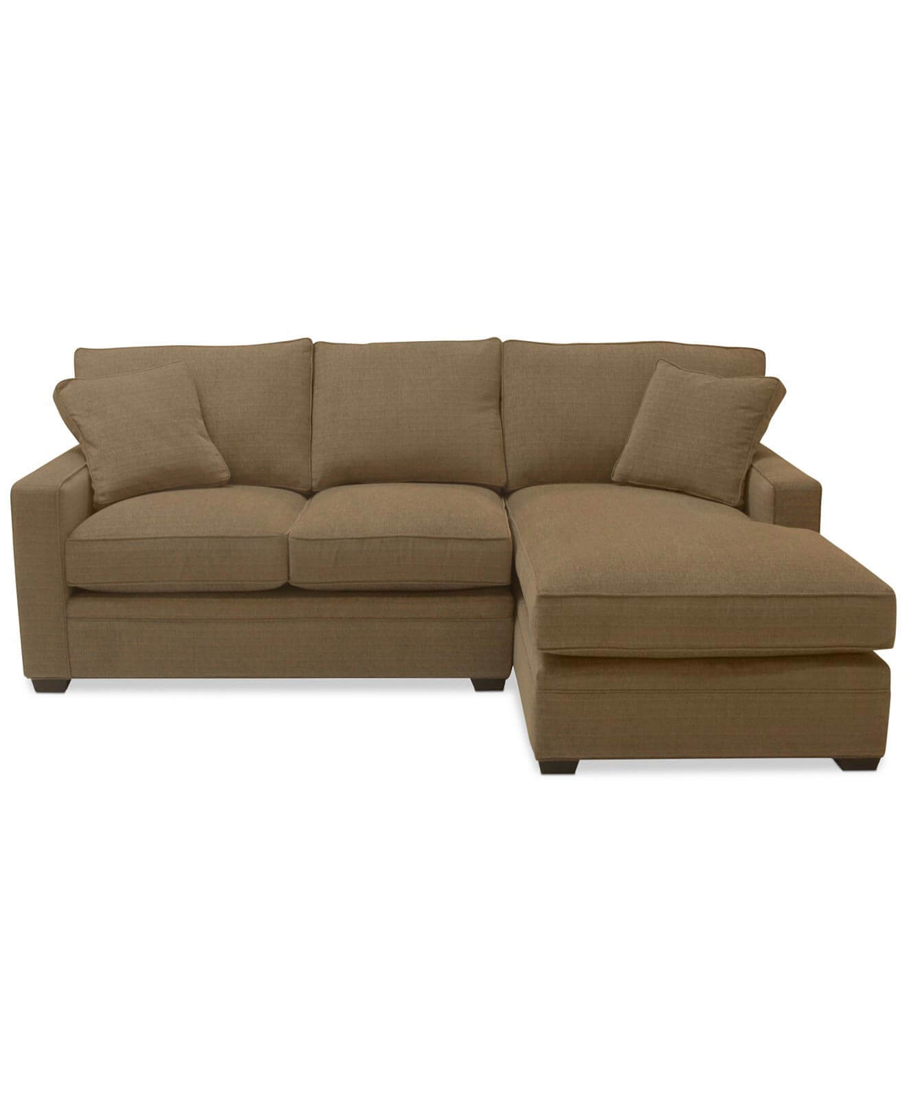 transitional style sectional sofas child sofa seat two piece having track styled
