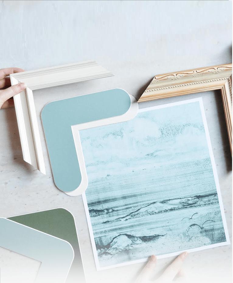 online custom frames collage