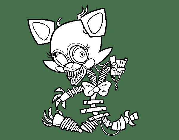 Foxy Di