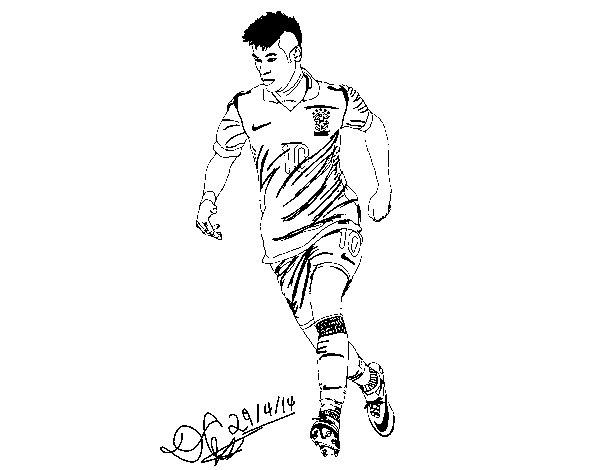 S Dessin De Neymar