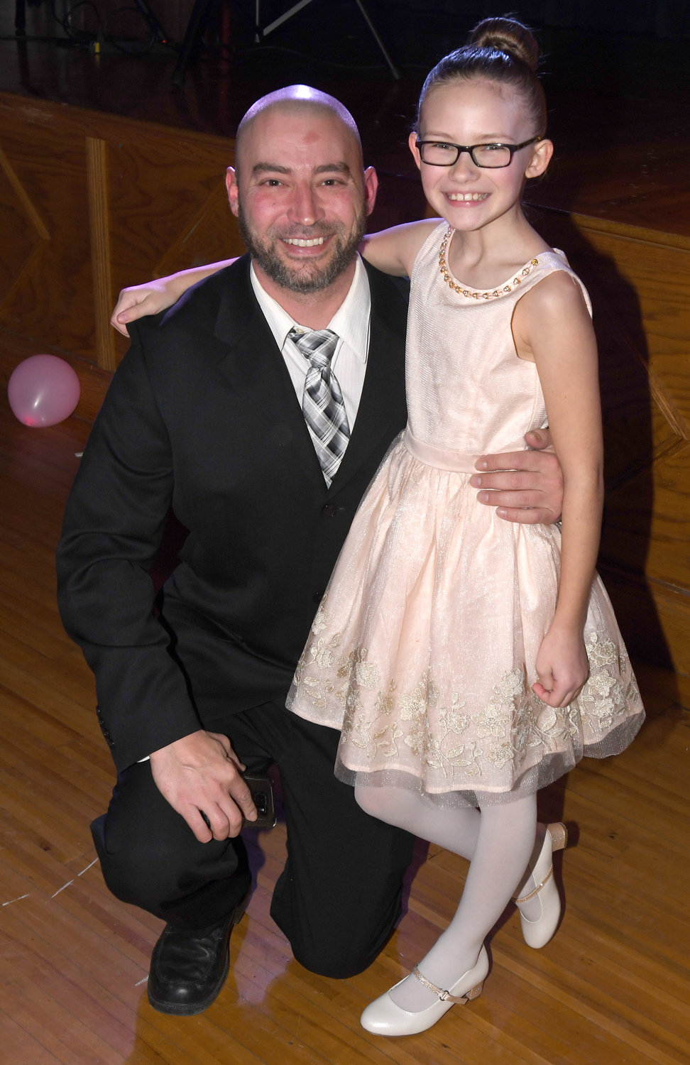 daddy daughter dance at