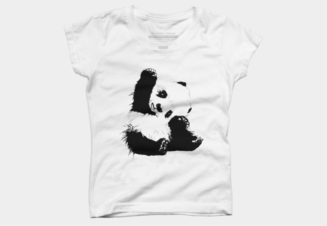 Panda T Shirt By Gupikus Design By Humans