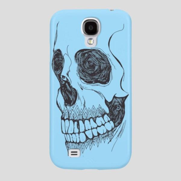 SKULL DRAWING Phone Case By Kiryadi Design By Humans