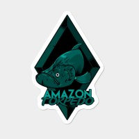 Amazon Torpedo Sticker By Teriolopez Design By Humans