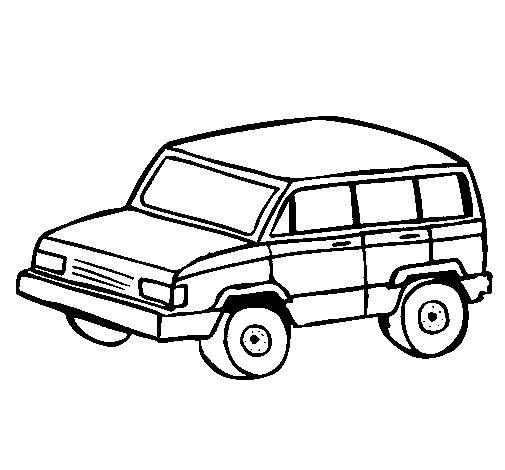 Juegos De Carros 4x4