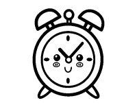 Dibujos De Relojes Para Colorear Perfect Dibujos De