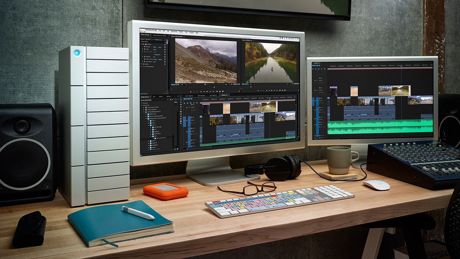 NAB 2016 New hardware and software for video editing VFX