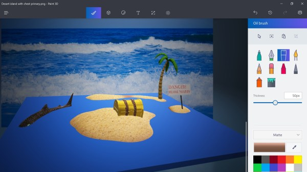 Microsoft Paint 3d Version Of Painting Software Love Hate