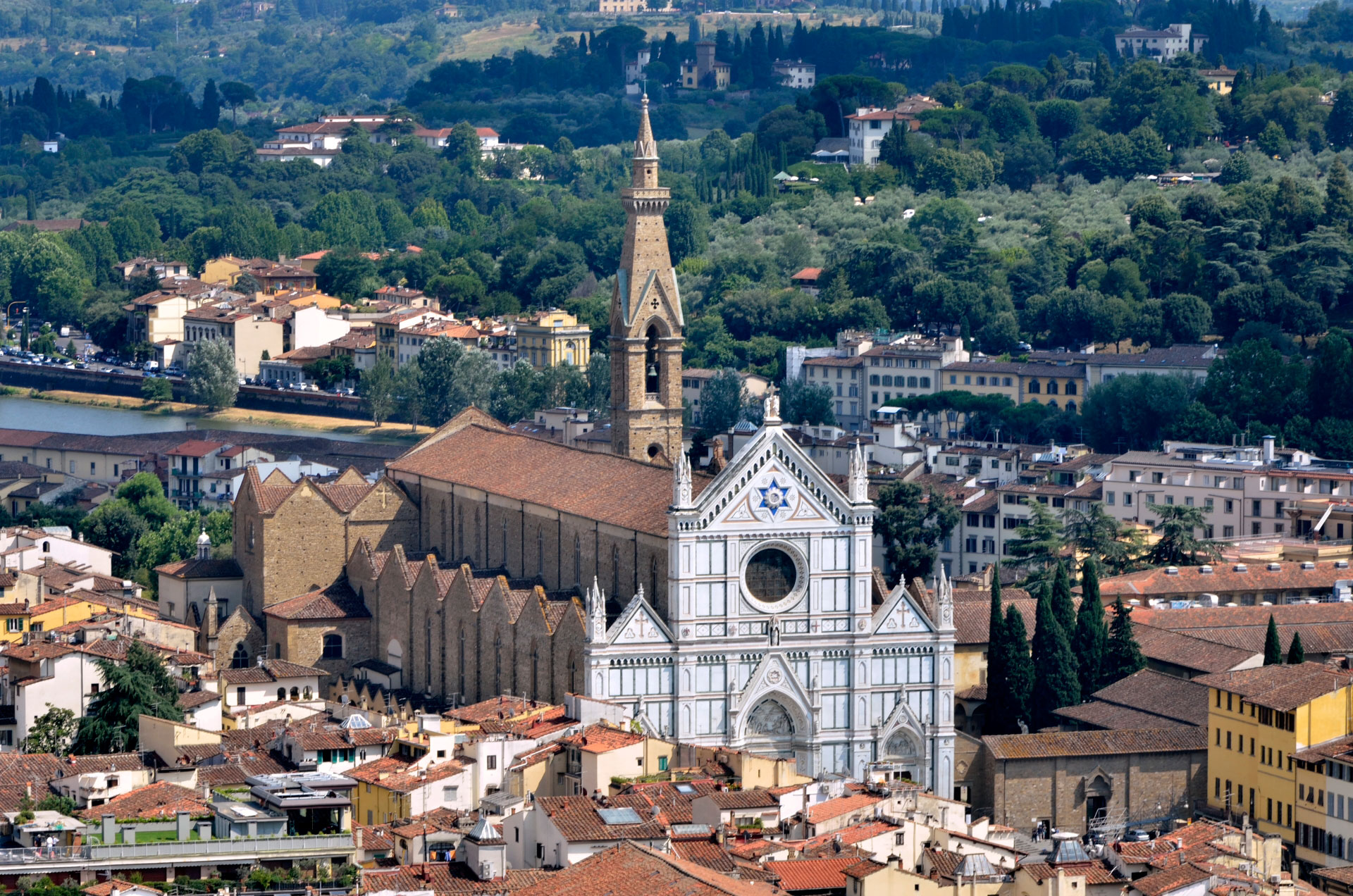 Image result for santa croce florence