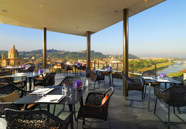 Romantic Restaurants in Florence for a Special Occasion Romantic Meal in Florence with View