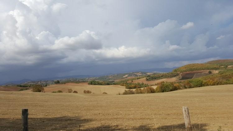 Термальные источники Сатурния в Тоскане