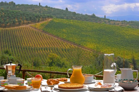 Tuscany Bed and Breakfast AccommodationBed Breakfasts
