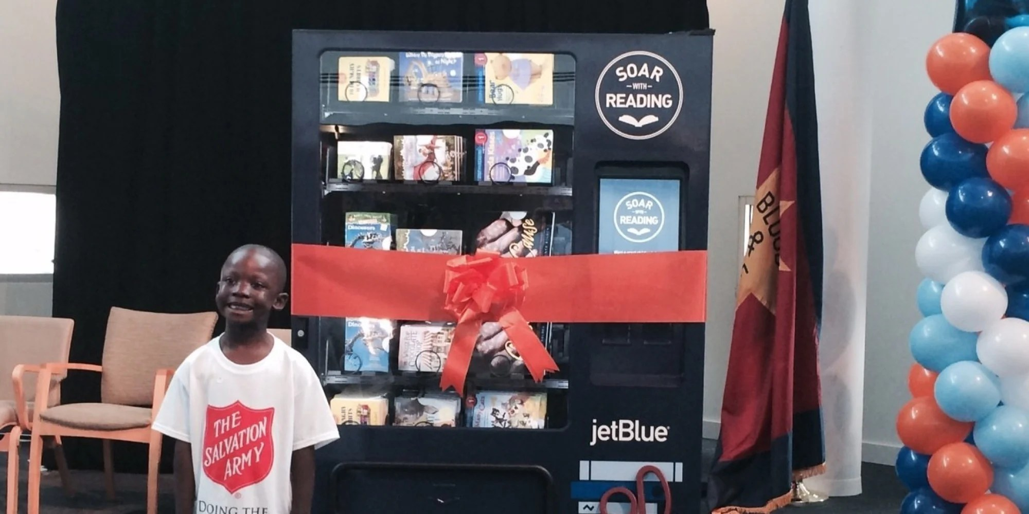 Jet Blue S Vending Machines Will Be Welcomed At Any School Kids News Article