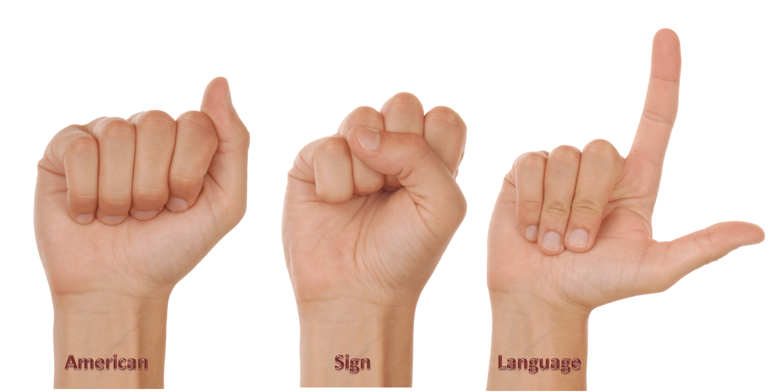 Smart Device Translates American Sign Language To English