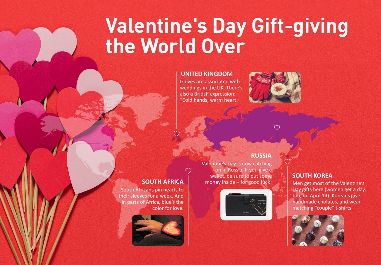 Unique Valentine S Day Traditions From Around The World