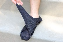 Shoes That Wrap around Foot Japanese
