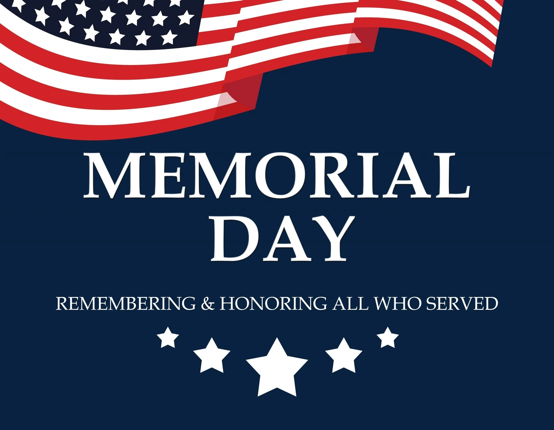 Memorial Day Celebrations Get Innovative Amid Covid 19