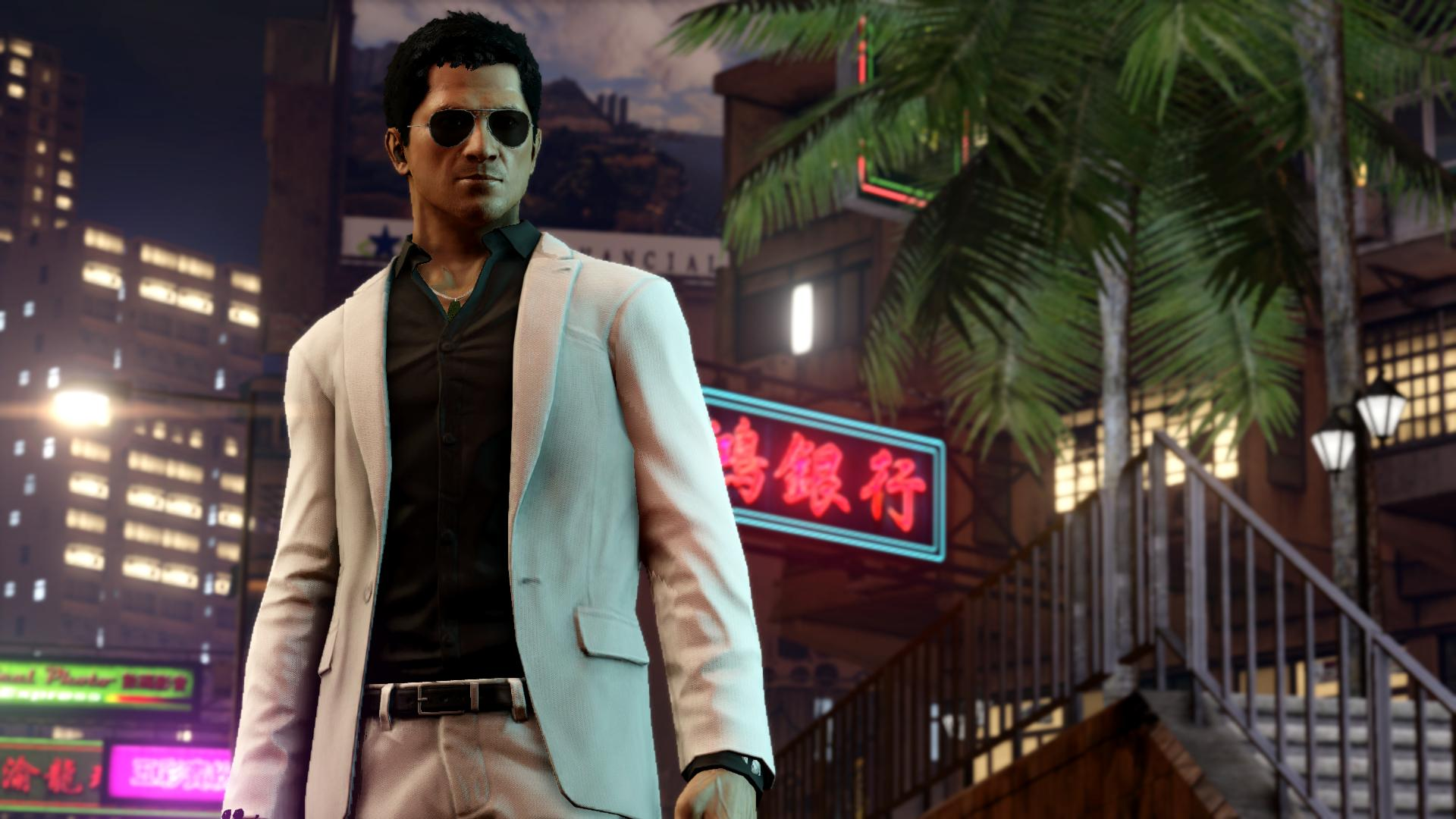 Check Out Sleeping Dogs Definitive Edition Running