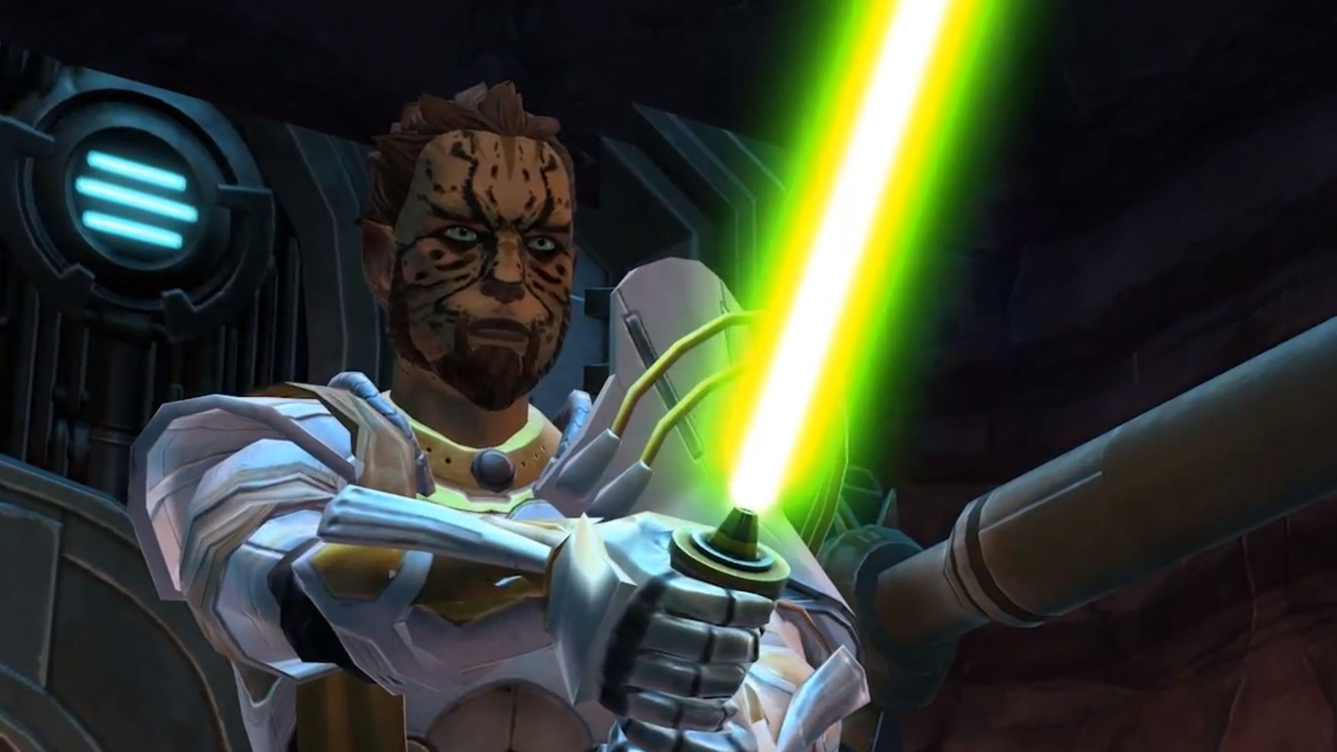 New Star Wars The Old Republic Trailer Unleashes The Cathar
