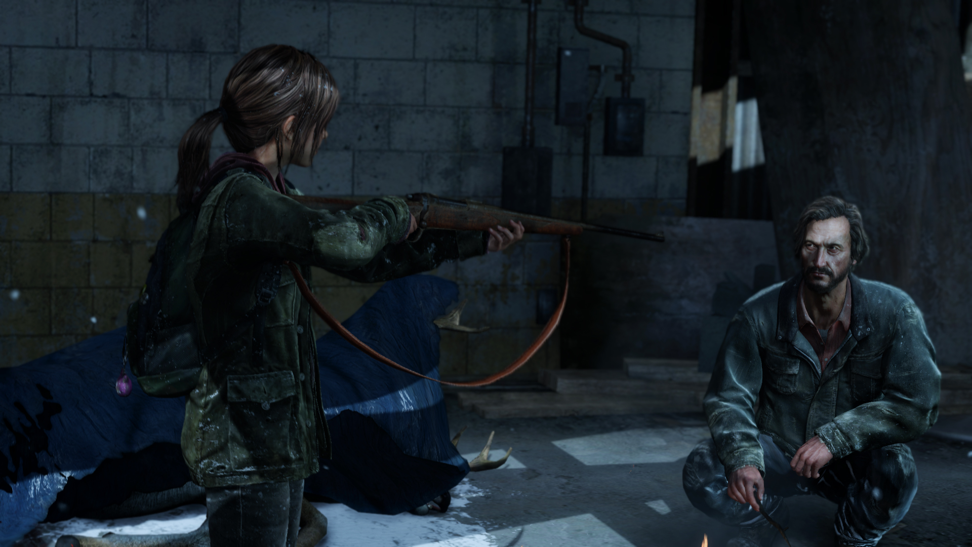 Check Out The First 1080p Screenshots of The Last of Us Remastered for PS4 - Page 2 - NextGenUpdate