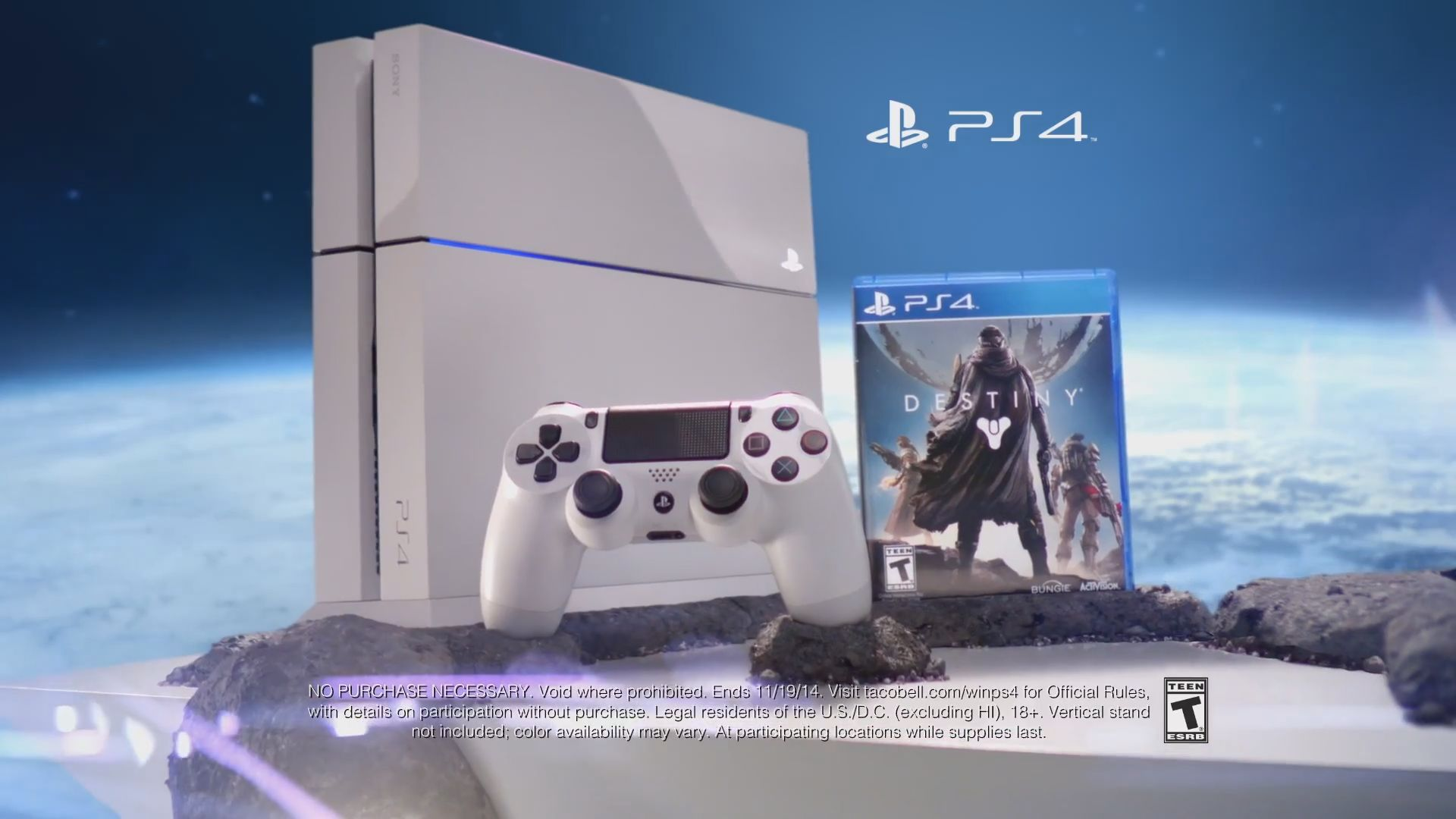 PS4 Commercial From Taco Bell Is Absolutely Hilarious Delightfully Pokes Fun At Destiny