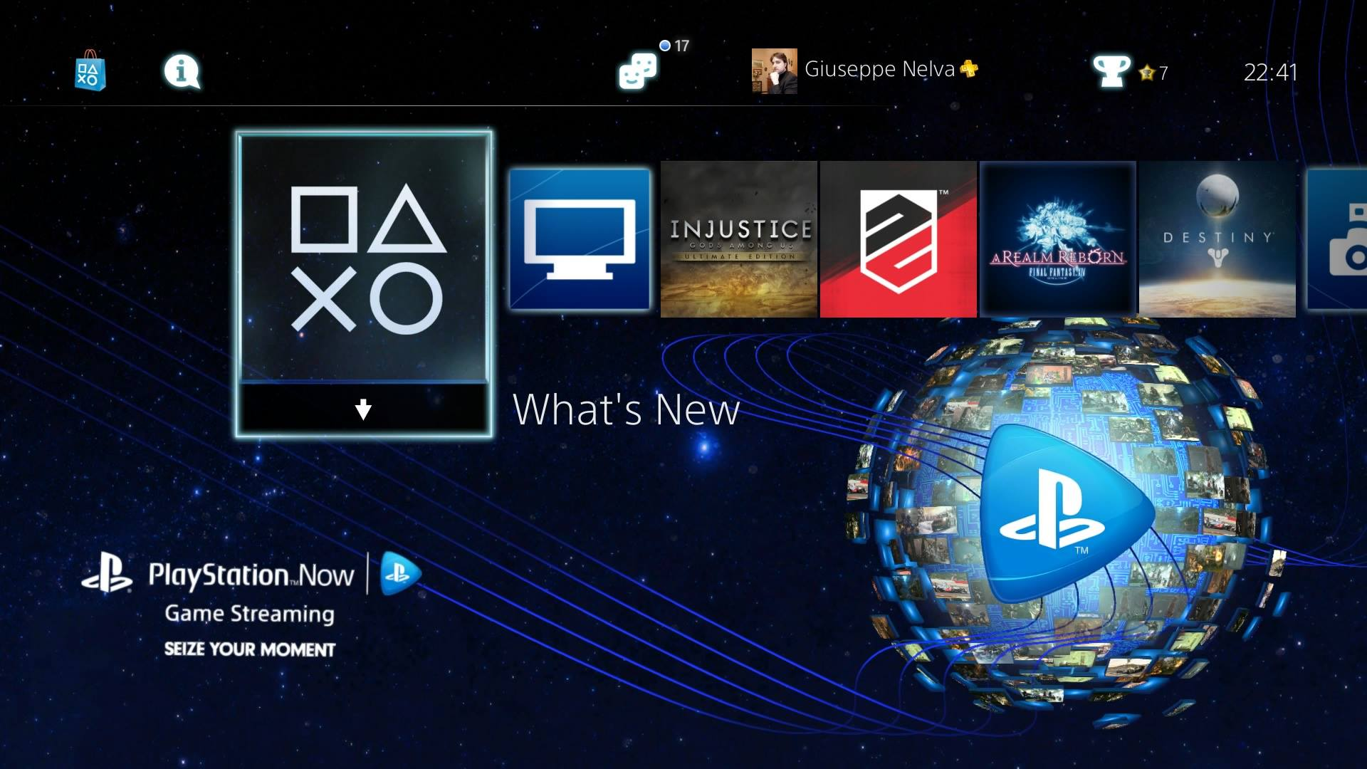Ps3 Animated Wallpaper Free Playstation Now Ps4 Dynamic Theme Just Released By
