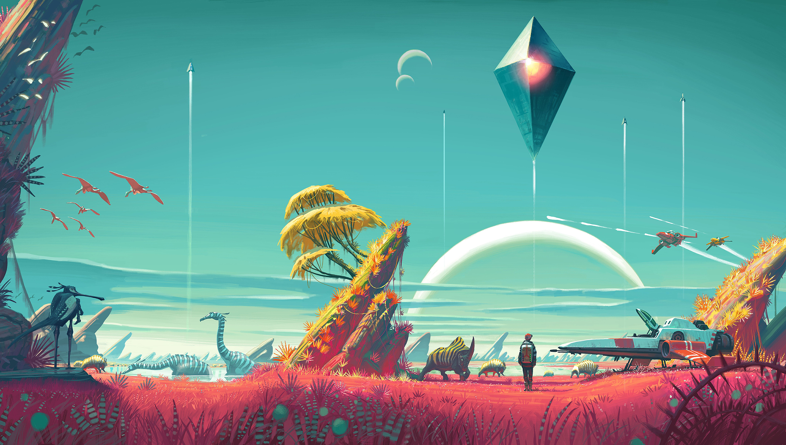 Image result for no mans sky screenshots