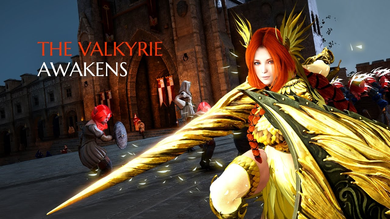 Another Anime Wallpaper Black Desert Online Gets A Bit Of Valkyria Chronicles With