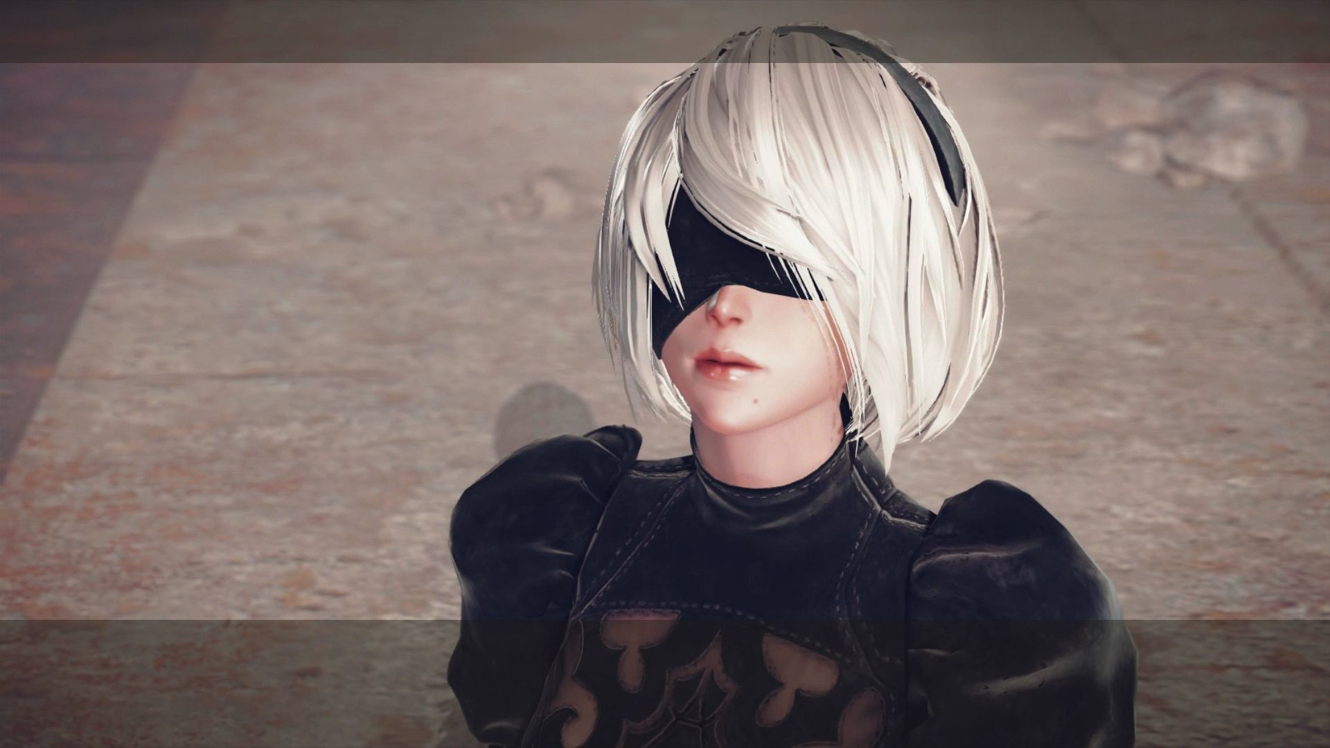 Image result for nier automata 1920x1080 gameplay screenshots