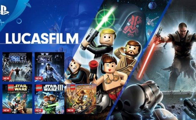 Lego Star Wars Indiana Jones And The Force Unleashed