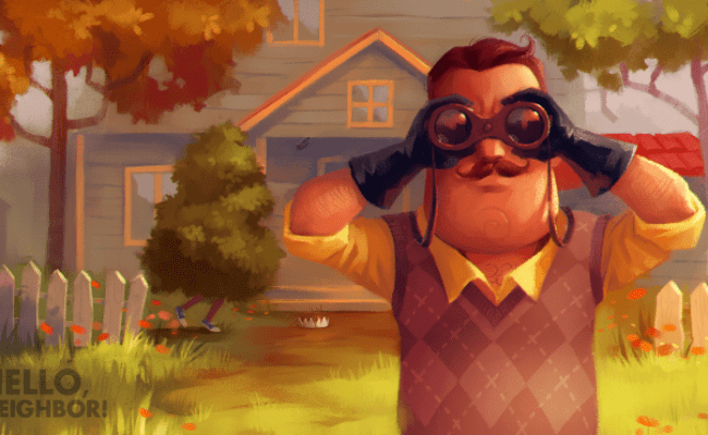 Hello Neighbor Alpha 4 Announced Coming May 4th