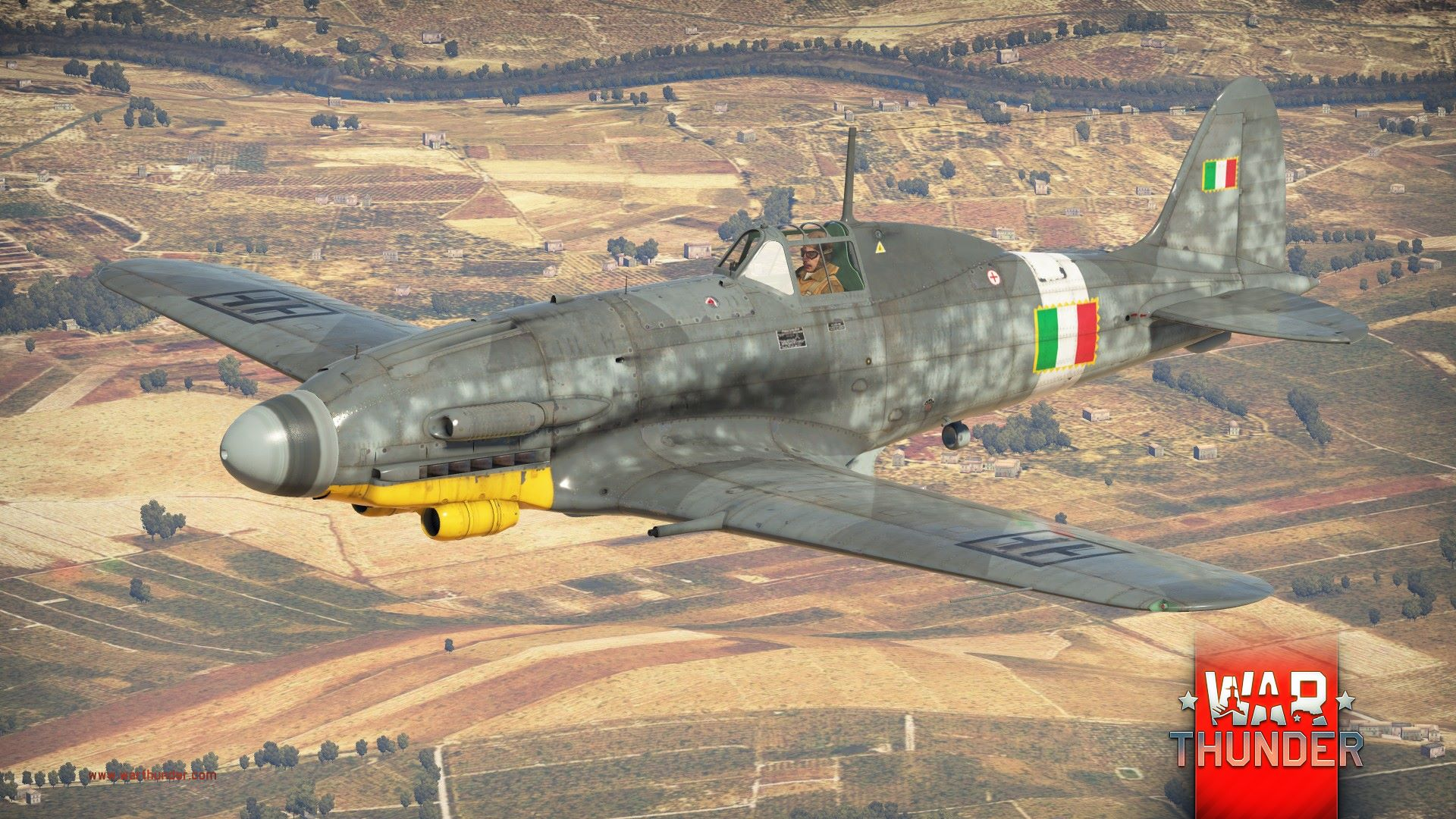 War Thunder Gets PS4 Pro Support Fuels Italian Pride With