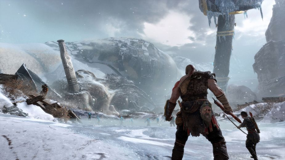 Image result for god of war screenshot
