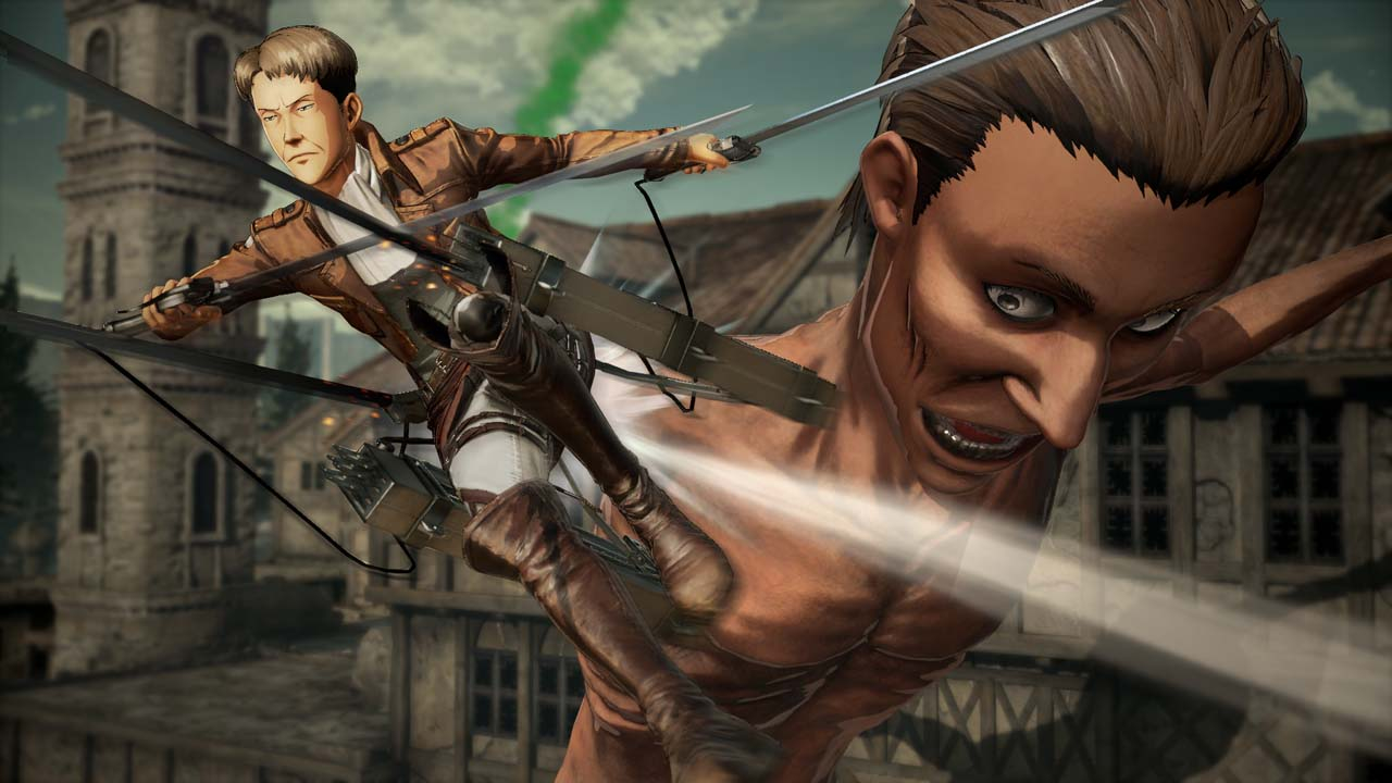 Attack On Titan 2 Gets Details On Buddy Actions And New