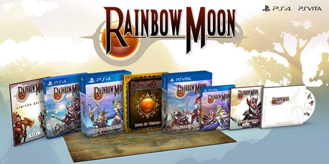 Rainbow Skies Physical Launch Details Released Along with a New Trailer and Screenshots