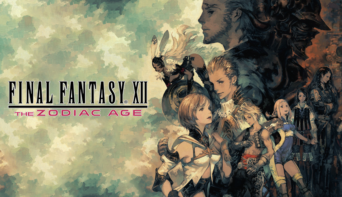 Final Fantasy XII- The Zodiac Age