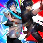 Persona 5 Dancing Star Night and Persona 3 Dancing Moon Night