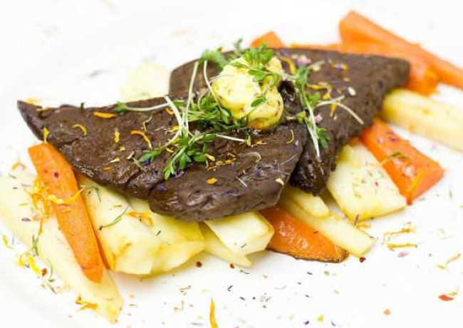 churrasco vegetariano