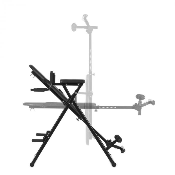 Klarfit Power-Gym Tabla de inversión Aparato 6 en 1