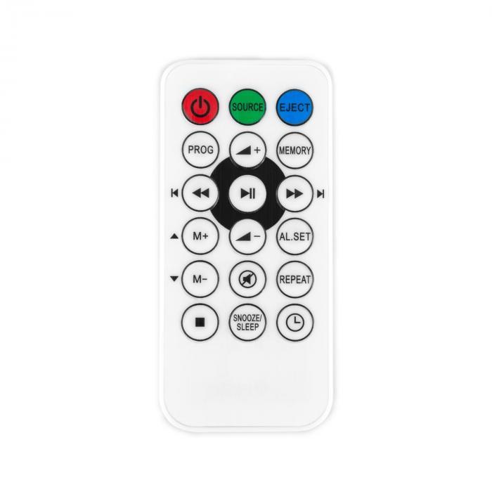oneConcept V14 Mini chaîne HiFi stereo lecteur CD MP3