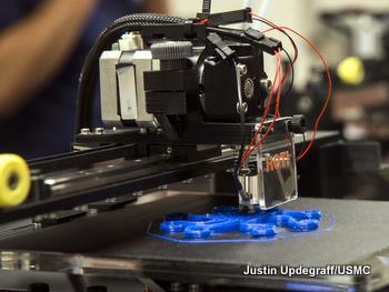 how do 3d printers