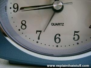 How Quartz Watches And Clocks Work