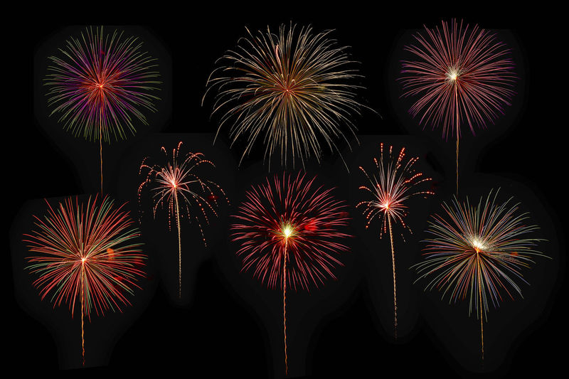 50 fireworks pictures hd