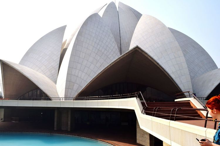 50 lotus temple pictures