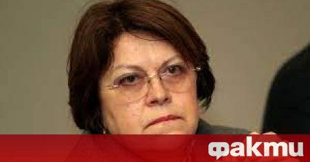 Дончева: Интересите на ДПС стоят зад атаките срещу временния министър – ᐉ Факти.бг новини – България