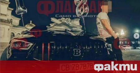 Ето шофьора, който смачка черния си Brabus за 400 пътувания край Слънчев бряг – ᐉ Новини Fakti.bg – България