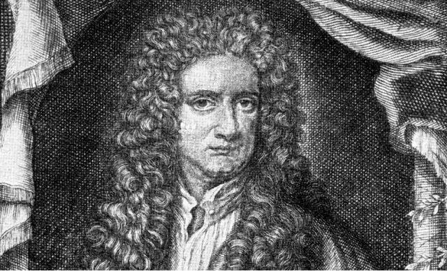 Изтриха Нютон от учебниците заради расизъм