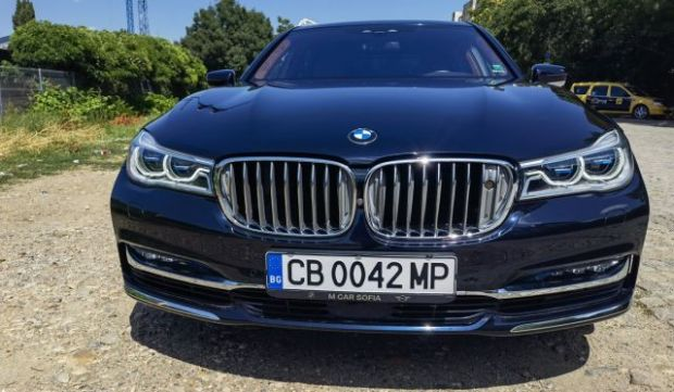 Какво всъщност представлява BMW-то на ББР, което се продава на търг