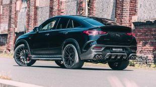 Mercedes GLE Coupe already has 800 horsepower – ᐉ News from Fakti.bg – Auto