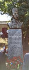 Откриха паметник на Хаджи Димитър в Запорожието